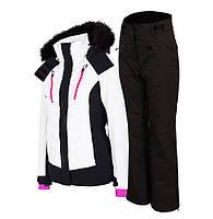 Женские лыжные куртки и штаны