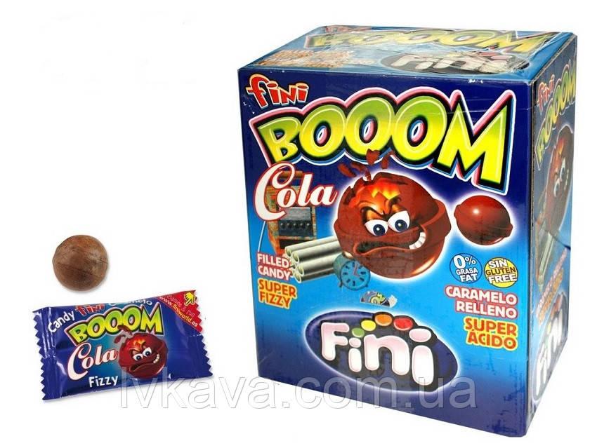 Жевательная резинка  FINI BOOOM Cola , 200 шт