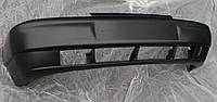 Бампер передний ВАЗ-2111,2110,2112, под противотуманные фары,неокрашеный,пр-во Технопласт.