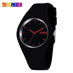 Наручные часы Skmei Rubber Black 9068