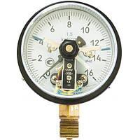Манометр электроконтактный ДМ-2010-У2 0...1 кгс/см2 кл.т. 1,5