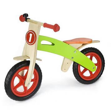 Беговел детский деревянный Viga Toys (50378)