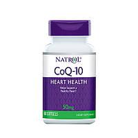 Natrol USA CoQ - 10 , 60 soft 50 mg