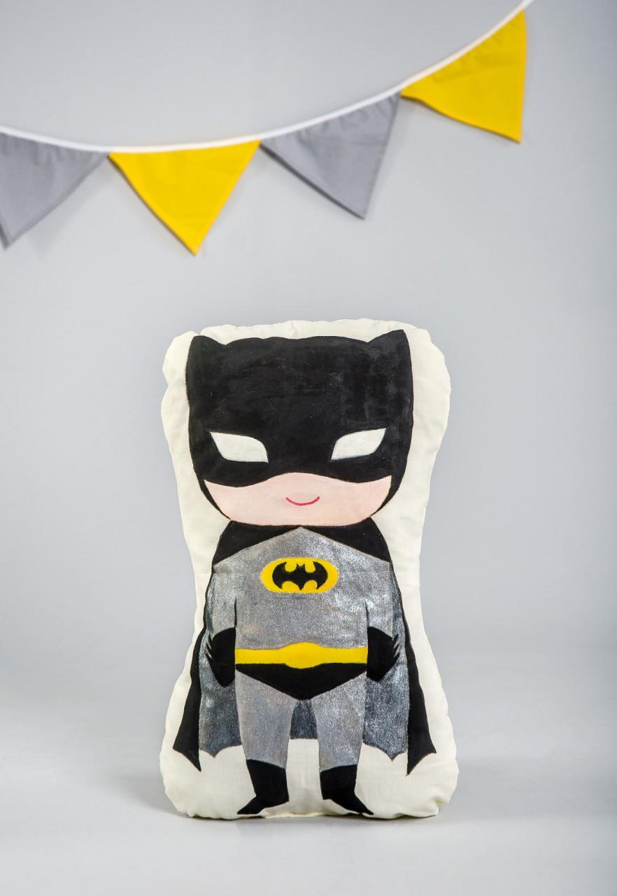 """Подушка - игрушка """" Бэтмен"""""""