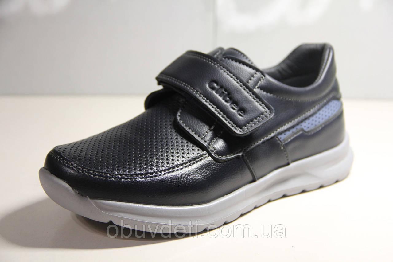 Якісні повсякденні туфлі для хлопчика Clibee 36 - 23,7 см