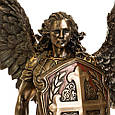 Статуэтка Veronese Архангел Михаил 36х28 см 77273, фото 3