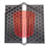 Графитовые кассеты для пайки полупроводниковых приборов