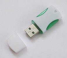 Картридер переходник Micro SD USB