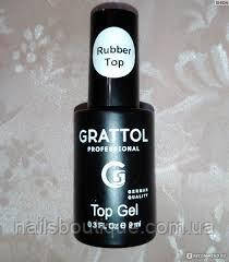 Grattol Top rubber, 9мл