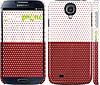 """Чехол на Samsung Galaxy S4 i9500 Горошек 5 """"2908c-13"""""""