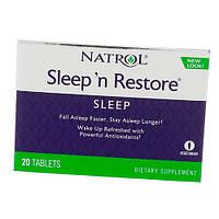 Natrol USA Sleep'n Restore 20 tab