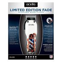Машинка для стрижки Andis Fade Limited Edition Barber Pole (AN 66725), фото 4