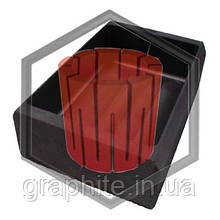 Графитовая кювета для сплавления и спекания материалов