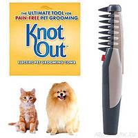 Щетка (расческа)  для животных Knot Out, фото 1