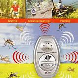 Карманный отпугиватель комаров Watch Type Mosquito Repeller, фото 6