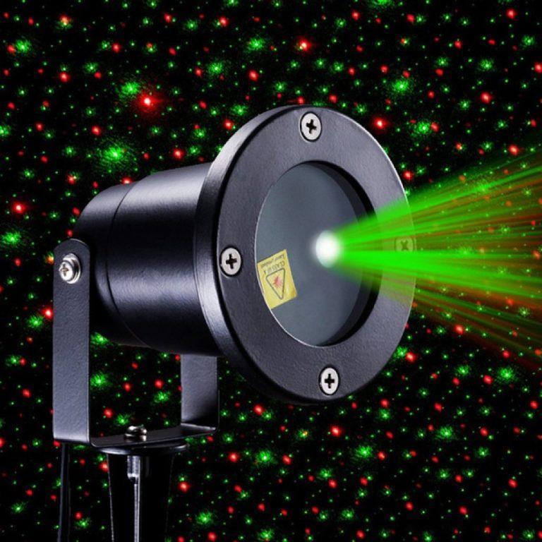 Уличный декоративный лазерный проектор laser light Outdoor Snowflake light !!!!