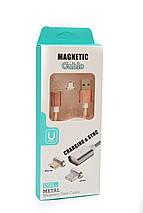 SALE! Кабель USB -магнитный MICRO, фото 2