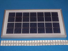 SALE! Фонарь на солнечной батареи YJ 5833, фото 3