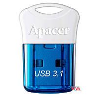 USB флешка Apacer AH157 32GB USB 3.1 Blue (AP32GAH157U-1)