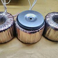 Изготовление тороидальных трансформаторов 013