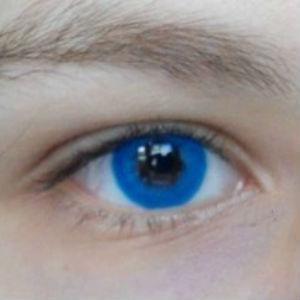 Цветные линзы для глаз синие (для тёмных и светлых глаз) Купить недорого цветные линзы для глаз Украина!
