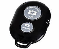 Универсальный bluetooth пульт к моноподу, Кнопка автоспуска селфи затвора Bluetooth Пульт для селфи