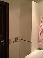 Шкаф ванную из МДФ крашенного.