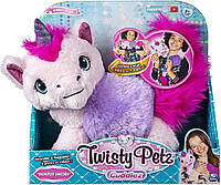 Плюшевый Единорог Сновпуф Твисти Петс Twisty Petz Snowpuff Unicorn Transforming Collectible Plush