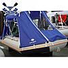 Тент-палатка на лодку Kolibri КМ-300 или КМ-300D (камуфляж), фото 8