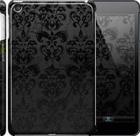 "Чехол на iPad mini 2 (Retina) узор черный ""1612c-28"""