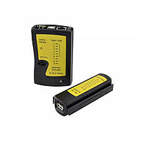 Kабельный тестер витой пары NSHL468 + USB