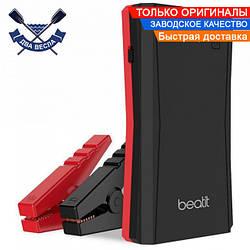 Пусковое устройство бустер для автомобиля катера Beatit B10 Pro литиевый АКБ 12800 mAh, до 800А, 2 выхода USB