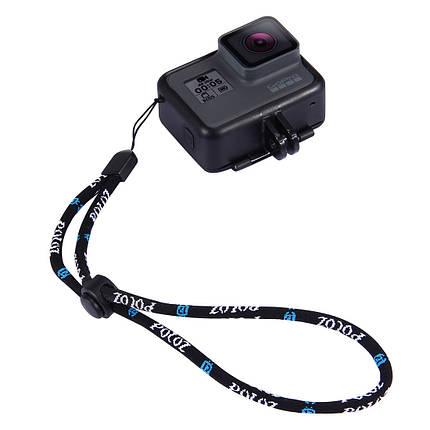 Страховочный ремешок на руку на монопод, поплавок, камеру, фото 2