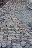 Мощение гранитной брусчатки Житомир, фото 3