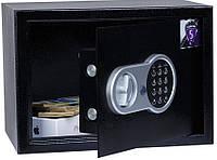 Акция! Мебельный сейф (200х310х200мм) с взломостойким электронно-кодовым замком