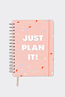 Планер Just plan it рожевий, фото 1