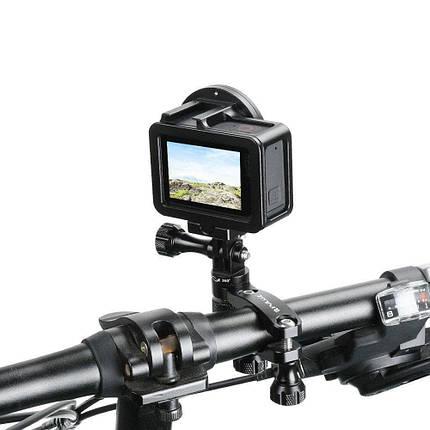 Крепление на велосипед PULUZ 360° для Xiaomi, фото 2