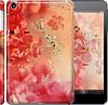 "Чехол на iPad mini 3 Розовые цветы ""2461c-54"""