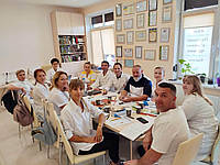 Курсы гирудотерапии во Львове Лидии Куплевской, kurs hirudoterapie Lwow Lidii Kuplewskoj