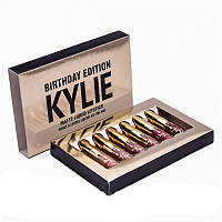 Набор жидких матовых помад Kylie Birthday Edition Original