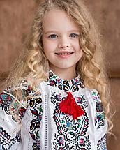 Вишиванка для дівчинки Казка, фото 3