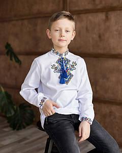 Дитяча вишиванка для хлопчика Доля