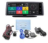 Панель с видеорегистратором DVR 08 T7 Android (JUNSUN E26) 3G WiFi GPS, две камеры, парковка, навигация, фото 5