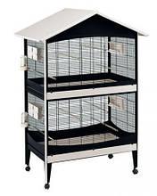 Вольер для канареек и маленьких птиц DUETTO 119,5 x 75 x169,5 cm