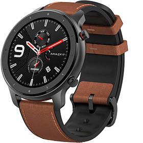Смарт часы Amazfit GTR 47mm Aluminum Alloy EU A1902 Оригинал