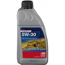 Моторное масло Febi 5w30 Longlife Plus  1л
