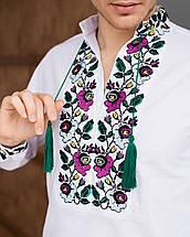 Чоловіча сорочка вишиванка Мавка, фото 3