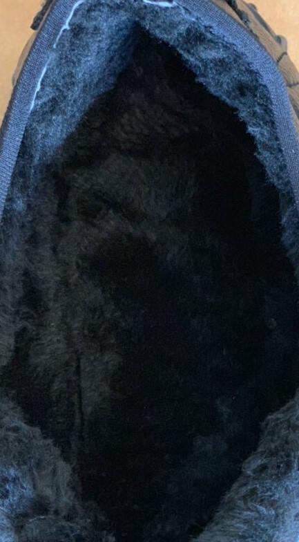 Кроссовки мужские зимние 8 пар в ящике коричневого цвета с мехом 40-45, фото 2