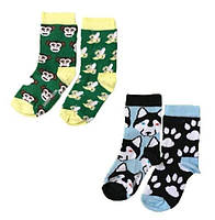 Набор 2 пары детских носков 2-3 года Sammy Icon Albert+Balto