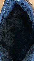 Кроссовки мужские зимние 8 пар в ящике черного цвета с мехом 40-45, фото 3